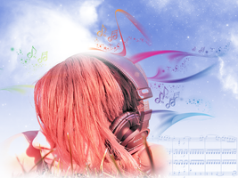 Music in the Clouds by CFox22