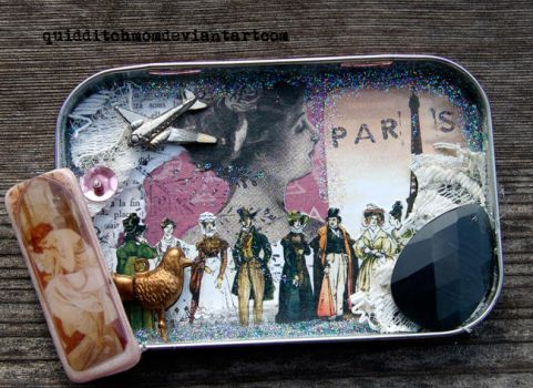 paris recycled tin by quidditchmom