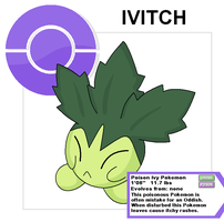 IVITCH by Cerulebell