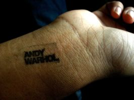 Andy Warhol by Wolf-Dominia