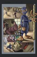 ::Ninja Monkey Pg8-colorsME:: by IvyBeth