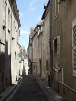Alley way in France by PhotographyisArt123