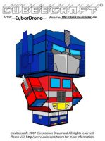 Cubeecraft - Prime 'Gen 1' by CyberDrone