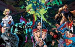 Infinite Crisis Jim Lee by Xionice