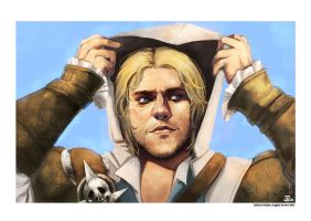 -Edward Kenway- by obsceneblue