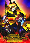 Gravity Falls Comic Cover by YogurtYard