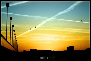 Fix the Sky a Little by Vintal