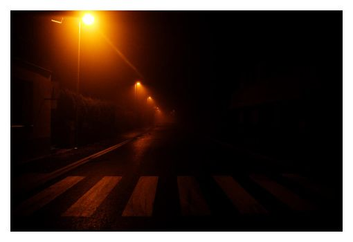 Foggy Night by hi-there