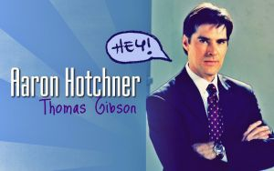 Aaron Hotch Criminal Minds by Anthony258