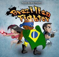 Brazilian Fighter Promo Banner by nandoallam