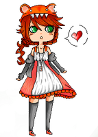 First Pixel Attempt by Evehist