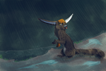 And again a rainy Day by BlaideBlack