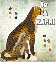 Io and Kapri ref by Soldjagurl