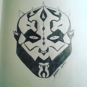 Darth Maul by Stephie212202