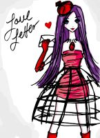 Love letter by JennifferRiddle