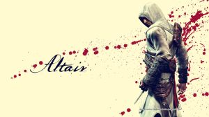 Altair Background by MelanieDraidnt24
