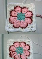 Granny Square part 01 by seawaterwitch
