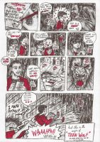 Teen Wolf Origins (fan comic) by RoadTama