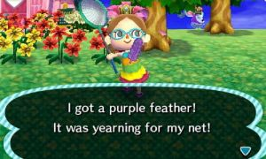 Purple Festivale Feather by I-Am-The-New-L