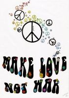 Make love not war by raquel-cobi