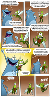 Rayman - Neocreation Day Fan Comic page 13 by EarthGwee