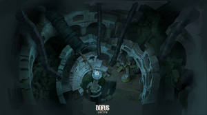 background color Dofus Livre 1 Julith by Inkola