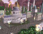 Spore: Mou'Cyran Accords Secretariat Building by Cyrannian