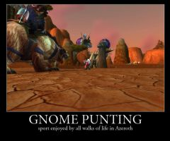 Warcraft  punting by Ad4m-89