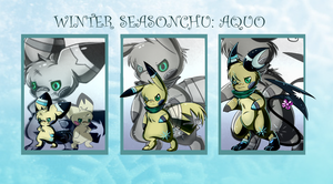 SC: WINTER-aquo (UPDATE) by Pikachim-Michi