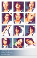 Akanishi Jin icons_AnAn by DaiChiyo