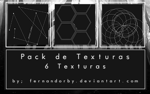 Geometric Texture Pack by FernandoRby