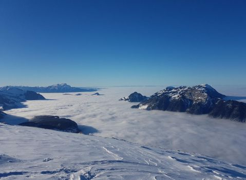 A sea of Clouds by EloieeStock