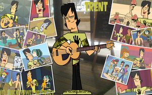 :+:Total Drama Pix Wallpaper-Trent:+: by QuickDrawDynoPhooey
