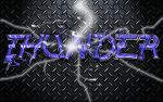 Thunder Text Effect by tmaclabi