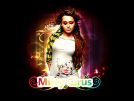 Miley Cyrus br Me by mrjmendes