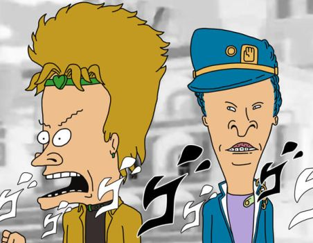 Beavis and Butthead do The World by Kaigetsudo