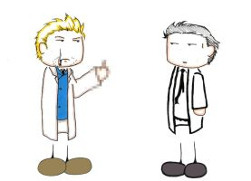 Constantine vs. Constantine by phantom-blood