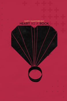 Heart as a Rock by choppre