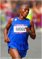 Mens Olympic Marathon Competitor. by andy-j-s