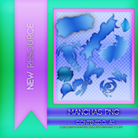 +Pack de manchas png's- by lukiiartgraphic by SpiritualThings