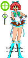 V1 UPDATED - NARU Sailor Zeme by smcandy