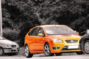 Focus ST by smudlinka66