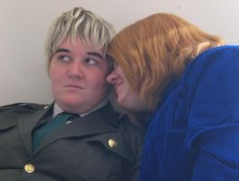 APH - England and France by GoodDokCosplay