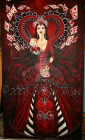 Queen of Hearts by Lilith413