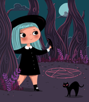 Lil' Witch by Christine-E