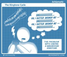 The Ringtone Cycle by schizmatic
