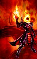 Dormammu Wallpaper by Amrock