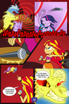 Equestrian City - Issue 0, Page 3 by Drewdini