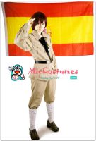 Axis Powers Hetalia Antonio Spain Cosplay by miccostumes