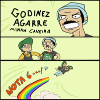 Grab my skull by Pavanz